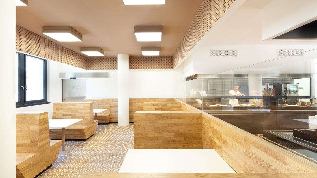 Town Town Teeküche   BWM Architekten